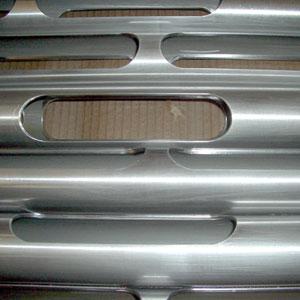 Sandstrahlen für CNC Drehen und Fräsen